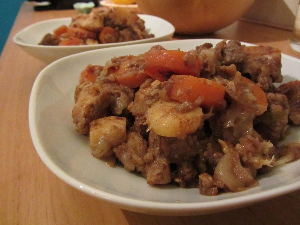 kaneelstoofvlees