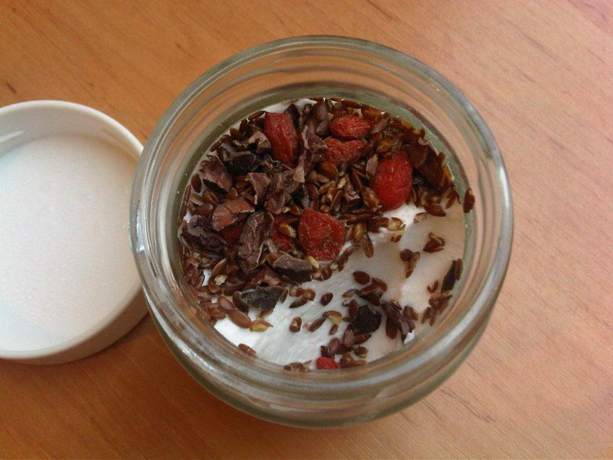 Kokos Yoghurt