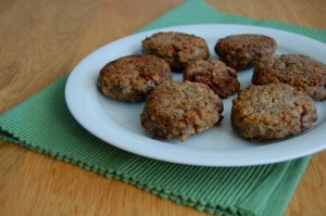 Beef Liver Cakes