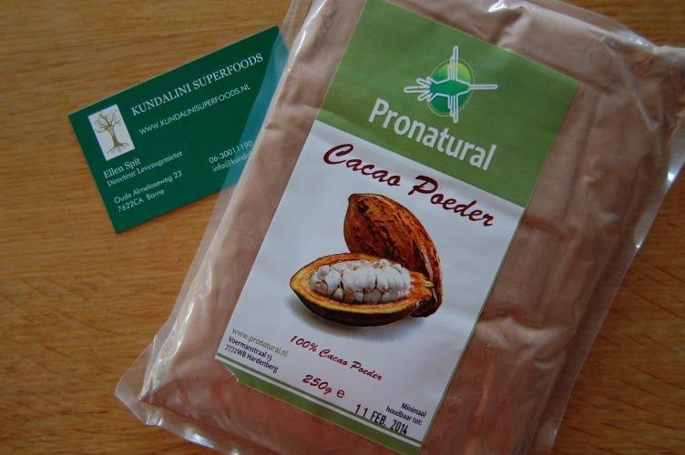 Kundalini Superfoods Cacao