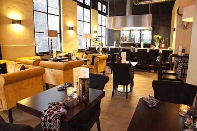 Paleo-vriendelijk restaurant online