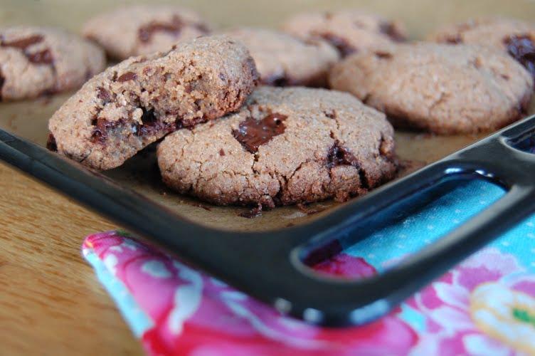 Paleo chocolate chip koekjes