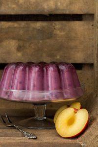 Zomerfruitpudding