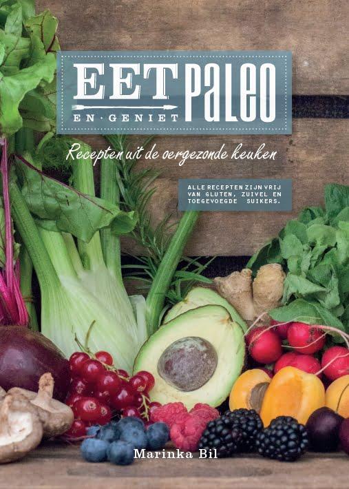EetPaleo Kookboek