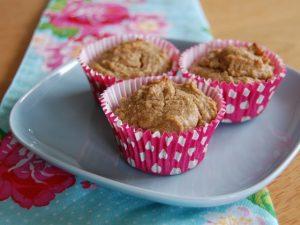 Paleo Appel Kastanje Muffins