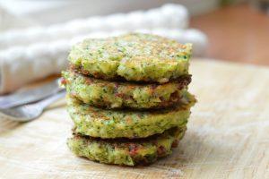 Paleo en Primal Broccoli koekjes