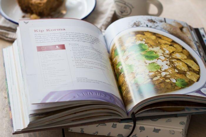 Verjaardag Paleo kookboek