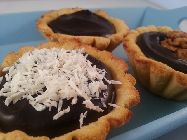 Paleo Chocoladetaartjes