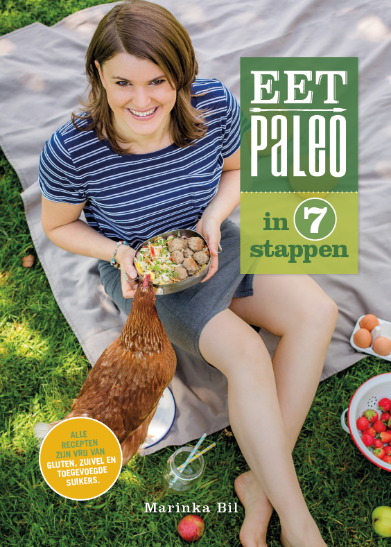 Paleo Kookboek Eet Paleo in 7 Stappen