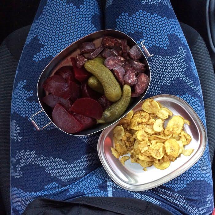 Paleo Post-workout maaltijd, eenvoudig en snel