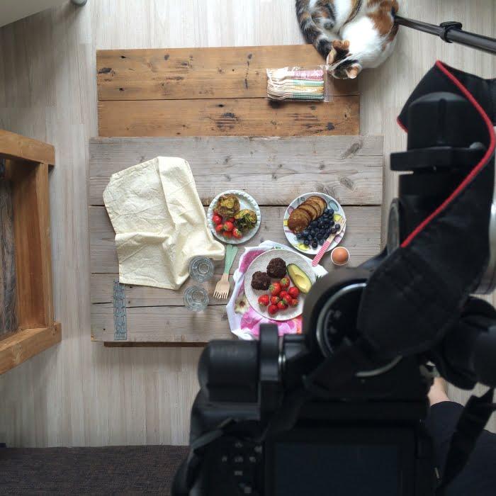 Eet Paleo in 7 Stappen achter de schermen