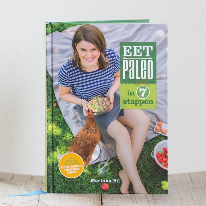 Eet Paleo in 7 Stappen boek