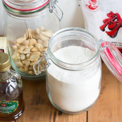 Paleo Ingrediënten vervangen