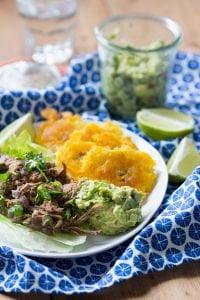 Mexicaanse Taco's met draadjesvlees