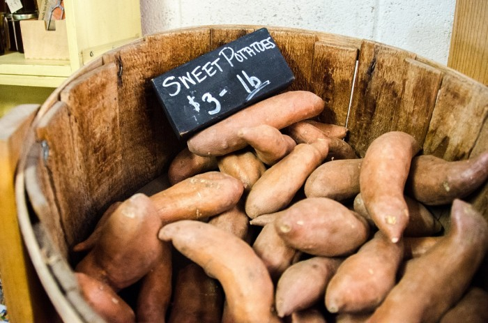 Zoete aardappel