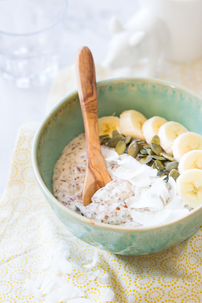 Instant Paleo Pap - Porridge