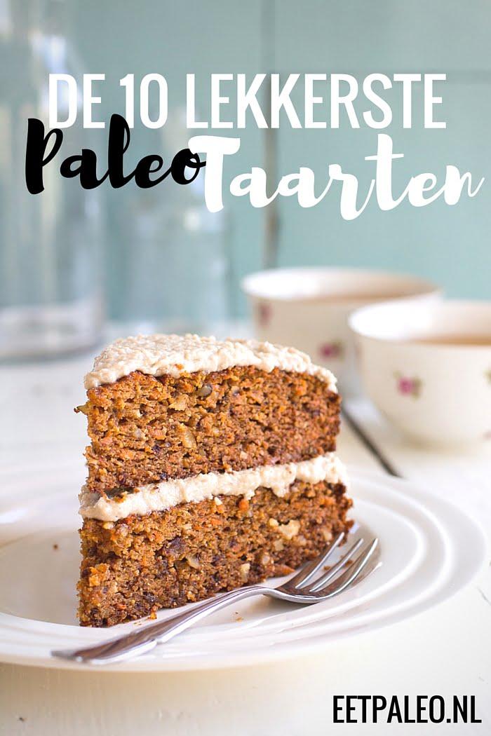 De 10 Lekkerste Paleo Taarten
