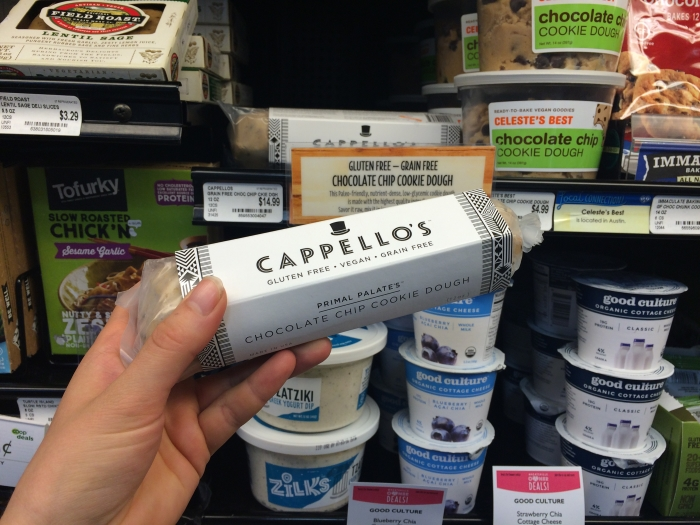 Paleo Fx - Cappello's Cookie dough