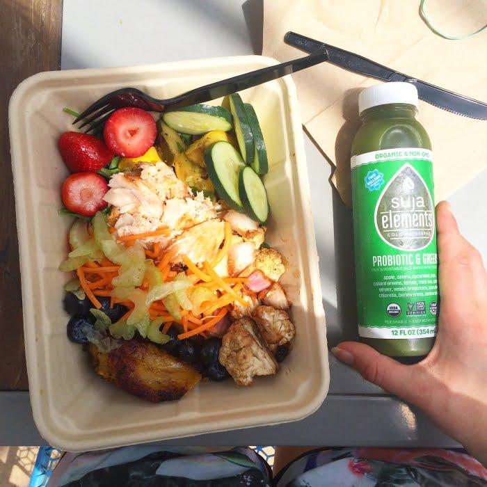 Paleo Fx - Whole Foods Market maaltijd 1