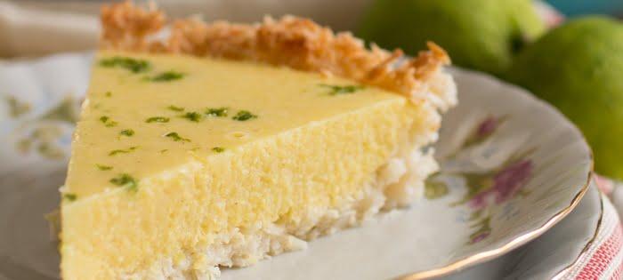 Taartenspecial - Mango Kaffir Limoen Taart