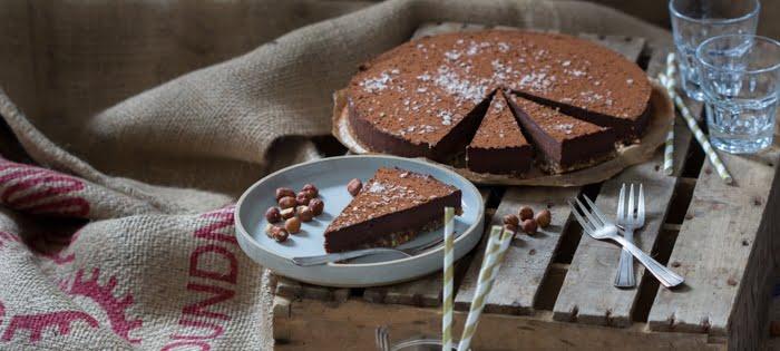 Taartenspecial - Paleo Nutella Taart