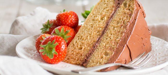 Taartenspecial - Verjaardagstaart met chocoladefrosting