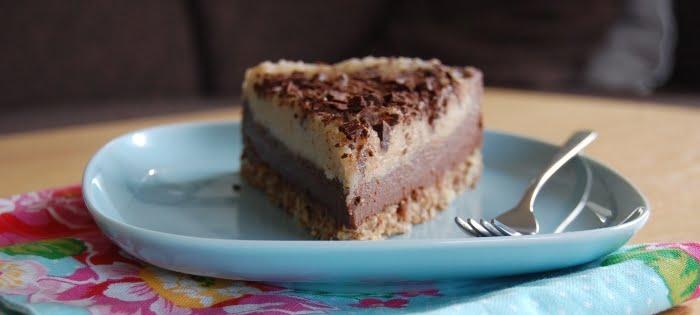 Taartspecial - Chocolade-vanilletaart