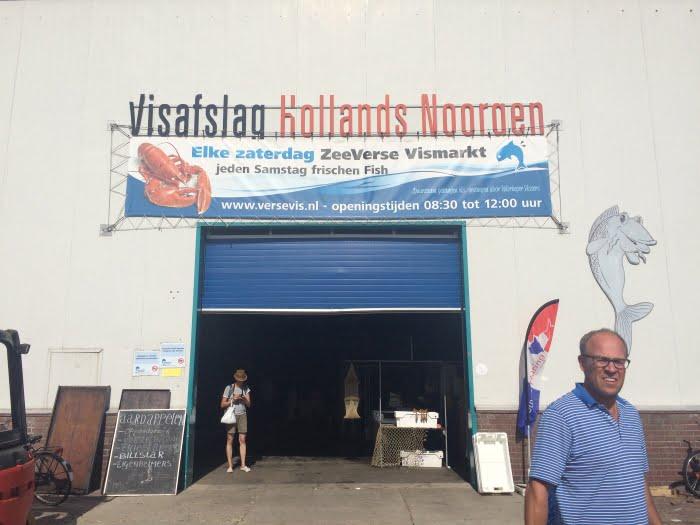 Zeeverse Vismarkt Wieringen