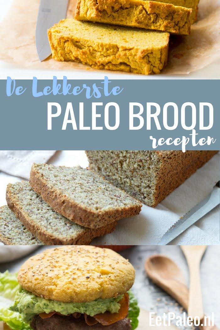 De Lekkerste Paleo Brood Recepten