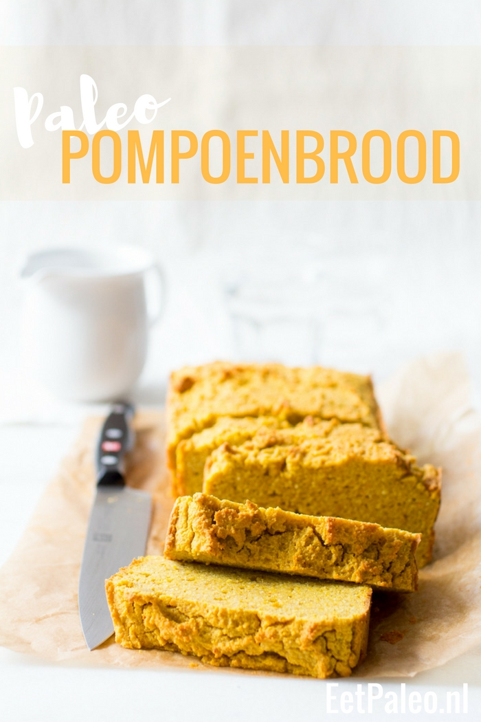 Paleo Pompoenbrood