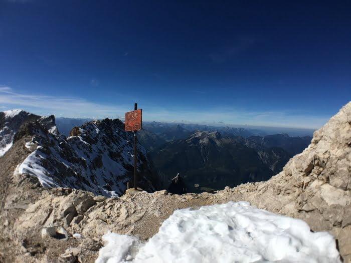 Zugspitze - Reintalroute