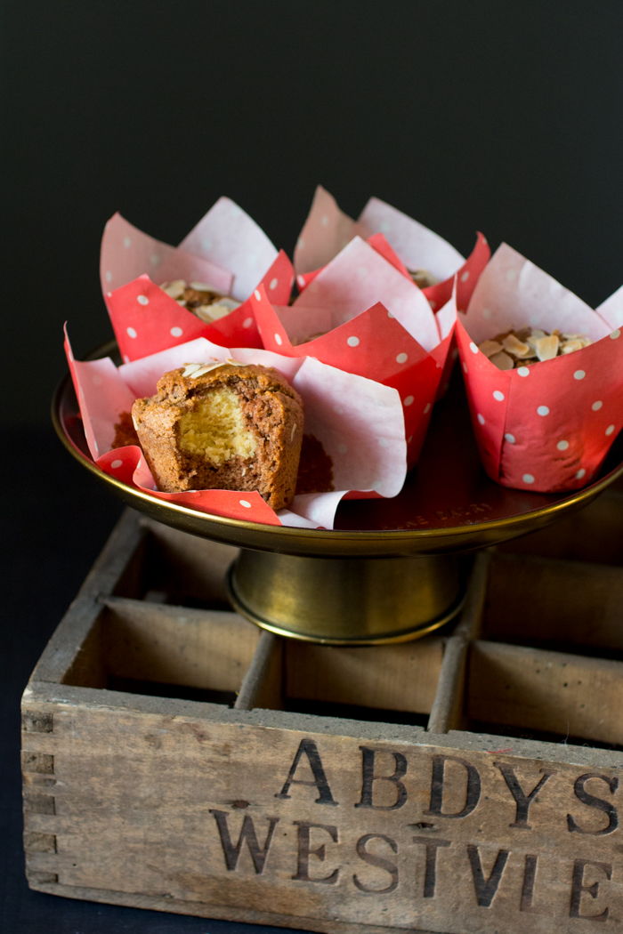 Gevulde Speculaas Muffins
