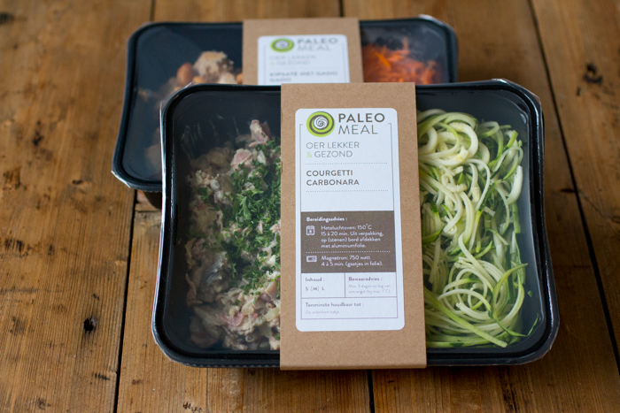 Paleo Meal review