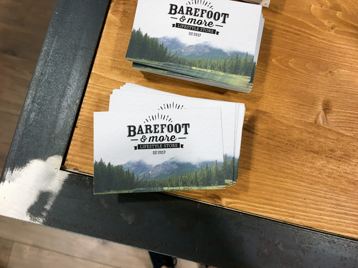 Barefoot and More opening