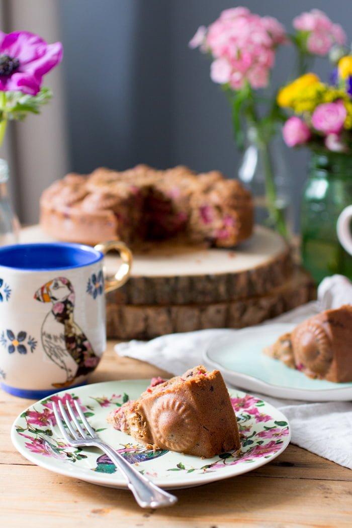 Frambozen-Chocolade Cake