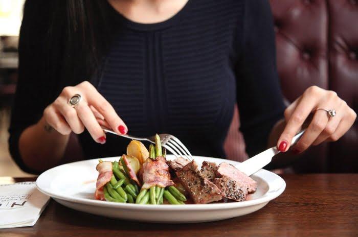 Eating Psychology training eten