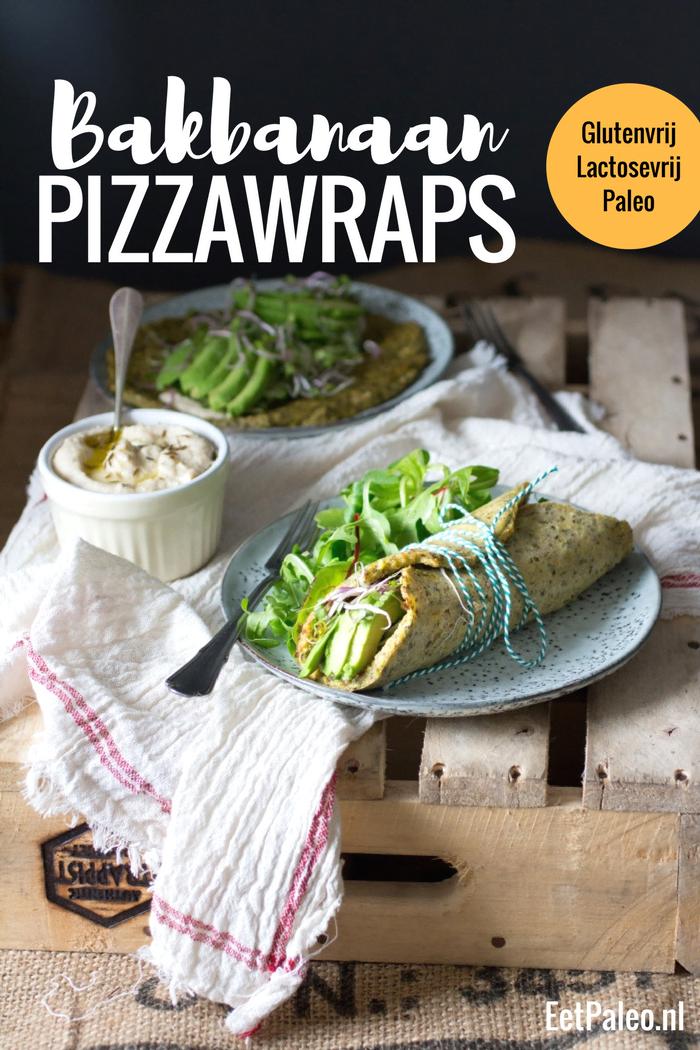 Bakbanaan Pizzawraps