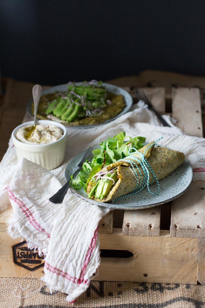 groente lunch recepten