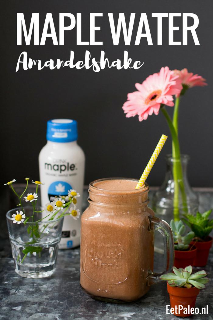Maple Amandel Shake