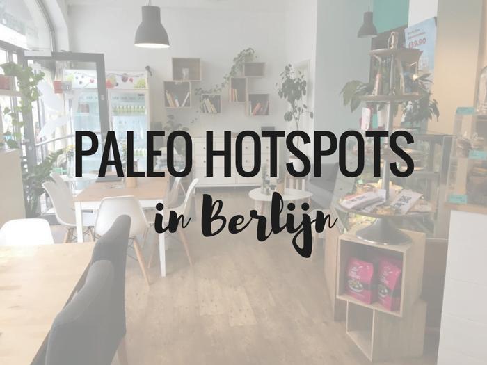 Paleo Hotspots in Berlijn