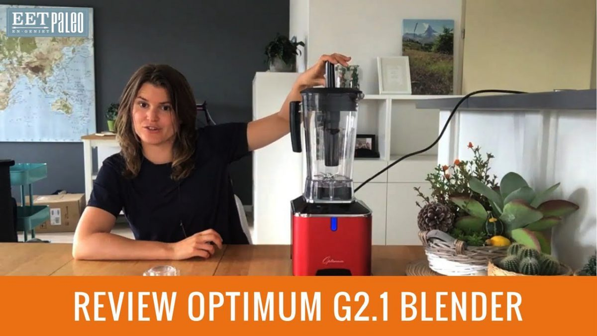 Review Optimum G2.1 blender