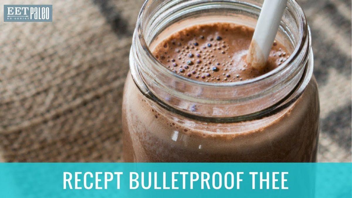 koofilmpje bulletproof thee zonder koffie
