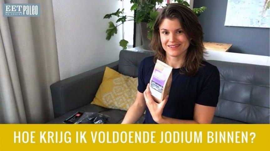 Hoe krijg ik voldoende jodium binnen?