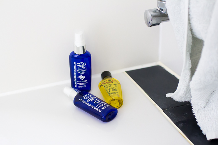 how to use morrocco method shampoo