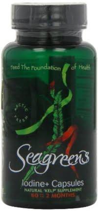 seagreens supplement