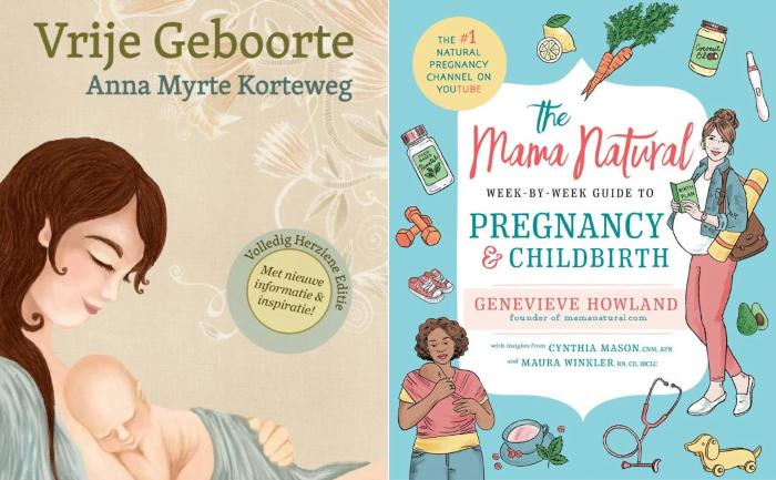 Boekentips zwangerschap